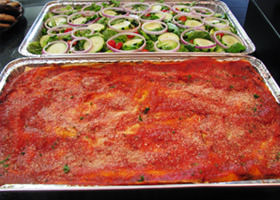 Trust Rubino's Pizzeria to Cater Your Next Party!